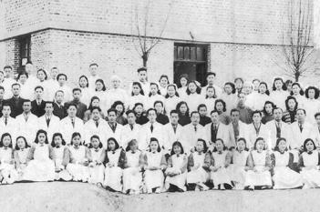 1948全院员工合影