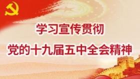 学习宣传贯彻党的十九届五中全会精神