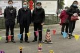 凝心聚力 喜迎新春——市三医院举办新春游园活动
